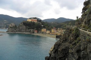 Detachment - Cinque Terre, Italy